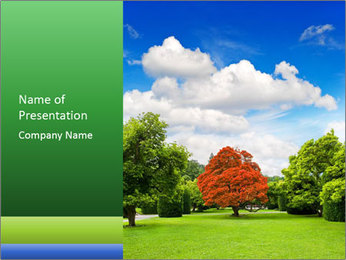 0000085854 PowerPoint Template - Slide 1