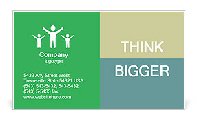 0000085857 Business Card Template