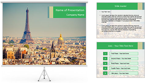 0000085857 PowerPoint Template