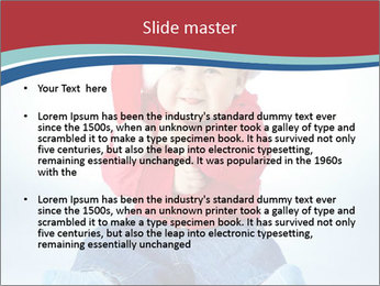 0000085858 PowerPoint Template - Slide 2