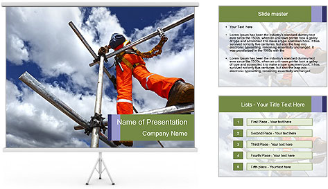 0000085869 PowerPoint Template