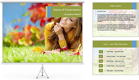 0000085870 PowerPoint Template