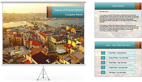 0000085873 PowerPoint Template