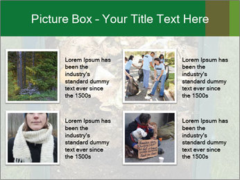 Cross section of compost bin PowerPoint Templates - Slide 14