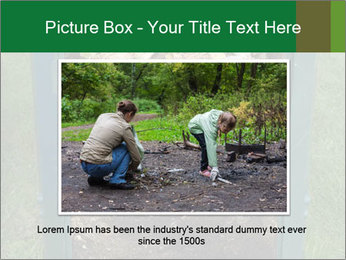 Cross section of compost bin PowerPoint Templates - Slide 16