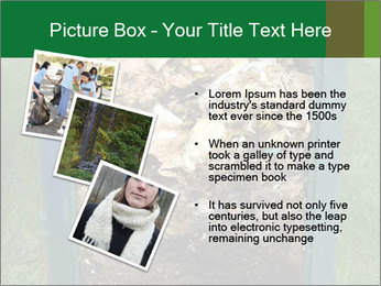 Cross section of compost bin PowerPoint Templates - Slide 17