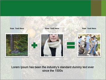 Cross section of compost bin PowerPoint Templates - Slide 22