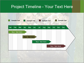 Cross section of compost bin PowerPoint Templates - Slide 25