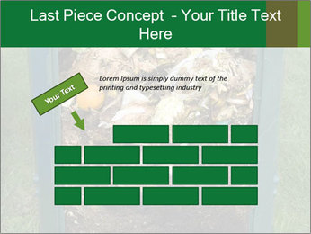 Cross section of compost bin PowerPoint Templates - Slide 46