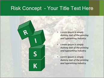 Cross section of compost bin PowerPoint Templates - Slide 81