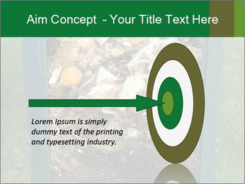 Cross section of compost bin PowerPoint Templates - Slide 83