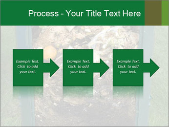 Cross section of compost bin PowerPoint Templates - Slide 88