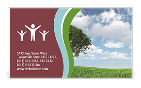 0000085895 Business Card Template