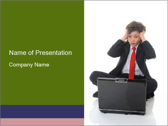 0000085902 PowerPoint Templates - Slide 1