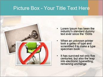 Shaving soap and razor blade PowerPoint Templates - Slide 20