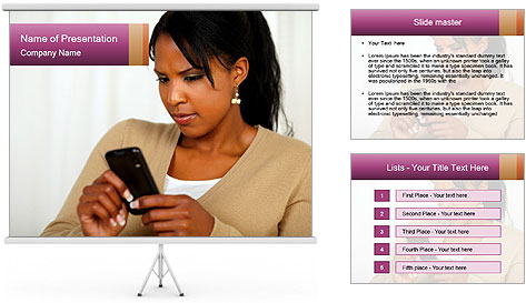 0000085905 PowerPoint Template