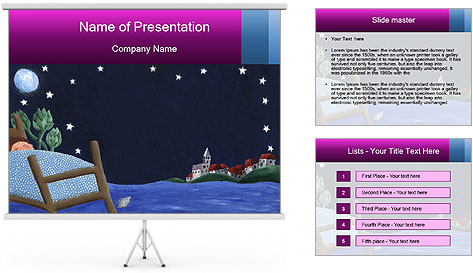 0000085910 PowerPoint Template