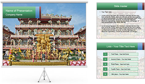 0000085913 PowerPoint Template