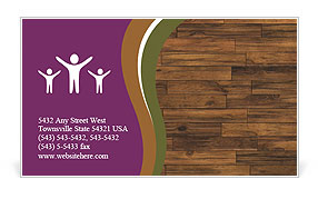 0000085916 Business Card Template