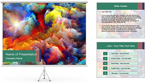 0000085917 PowerPoint Template