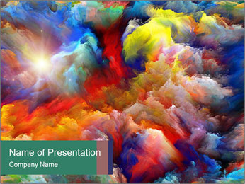 0000085917 PowerPoint Templates - Slide 1