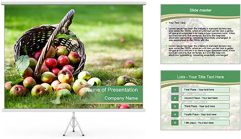 0000085918 PowerPoint Template