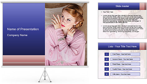 0000085932 PowerPoint Template