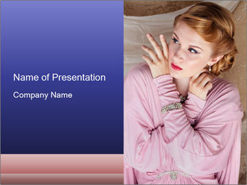 0000085932 PowerPoint Templates - Slide 1