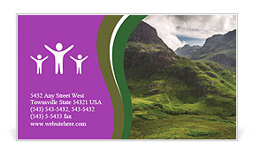 0000085935 Business Card Template