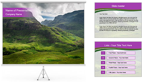 0000085935 PowerPoint Template