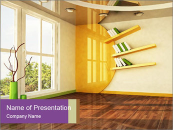 0000085943 PowerPoint Template - Slide 1