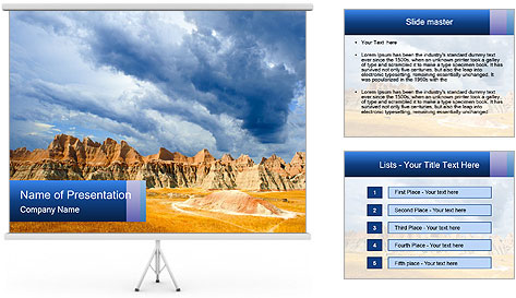 0000085945 PowerPoint Template
