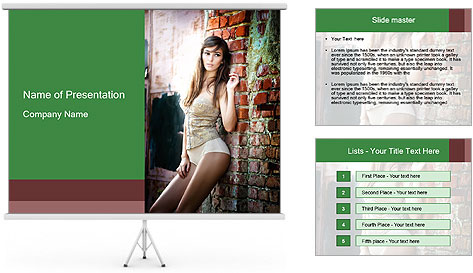 0000085952 PowerPoint Template