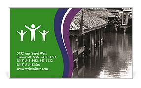 0000085958 Business Card Template