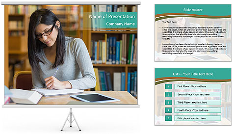 0000085963 PowerPoint Template