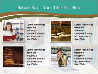 0000085963 PowerPoint Template - Slide 14