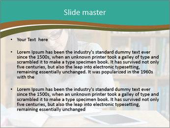0000085963 PowerPoint Template - Slide 2