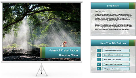 0000085965 PowerPoint Template