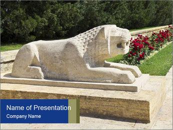 Ankara - Turkey PowerPoint Templates - Slide 1