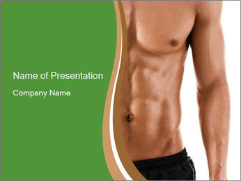 0000085981 PowerPoint Template - Slide 1