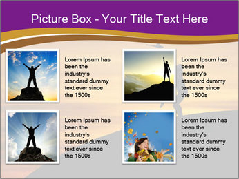 0000085984 PowerPoint Template - Slide 14