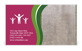 0000085986 Business Card Template