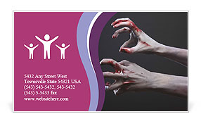 0000085995 Business Card Template