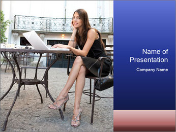 0000085996 PowerPoint Template - Slide 1