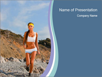 0000086002 PowerPoint Template - Slide 1