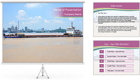 0000086005 PowerPoint Template