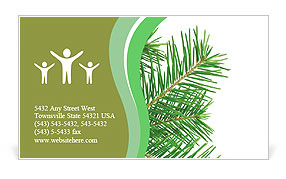 0000086008 Business Card Template