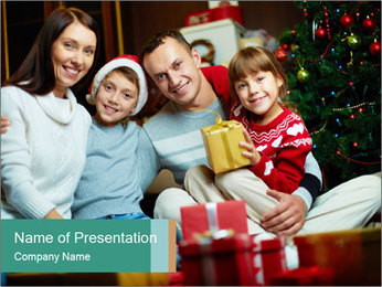 0000086010 PowerPoint Template - Slide 1