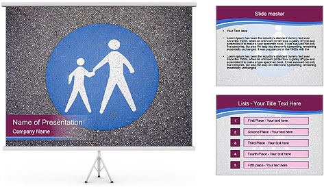 0000086018 PowerPoint Template