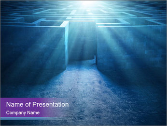 0000086025 PowerPoint Template - Slide 1